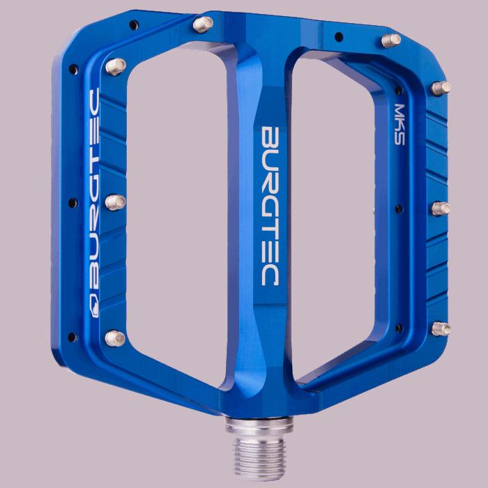 Blue Penthouse Flat MK5 Pedal