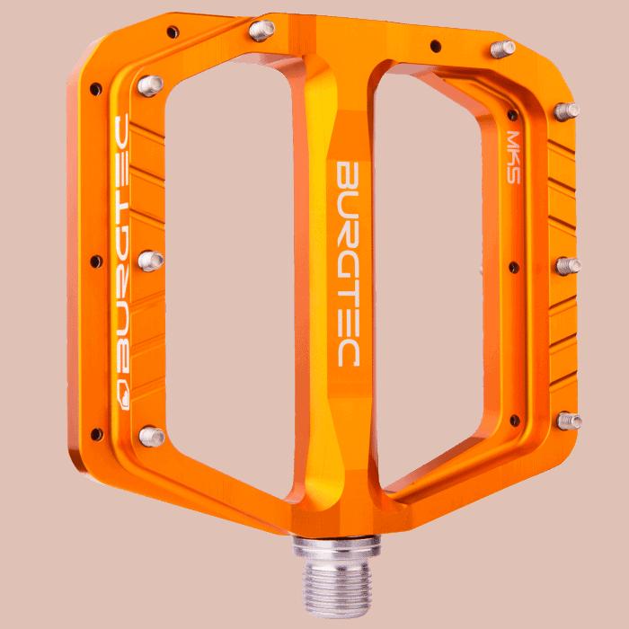 Orange Penthouse Flat MK5 Pedal