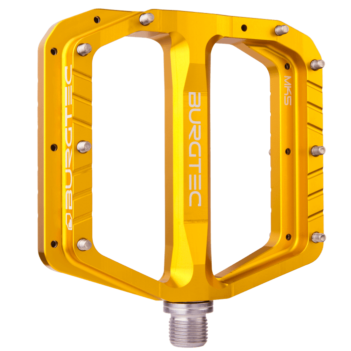 Gold Penthouse Flat MK5 Pedal