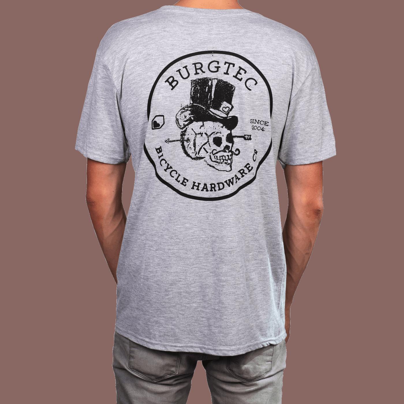4a3d9add4fcc02 Burgtec Skull Hardware T-shirt - Burgtec