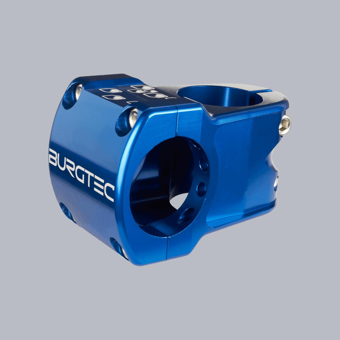 Burgtec Enduro Stem 35mm Deep Blue